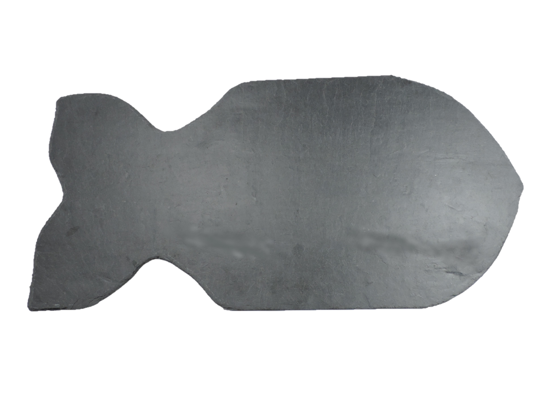 Servierplatte Fisch mediteran