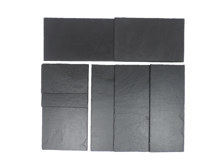 Schieferservierplatten